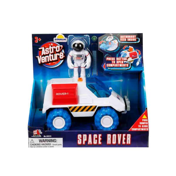 Astro Venture Sesli Uzay Aracı
