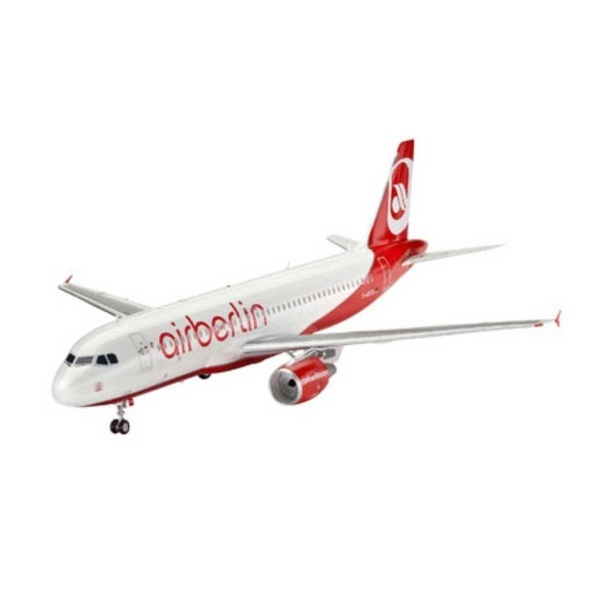 Revell 1:144 Airbus A320 Uçak Kit Set