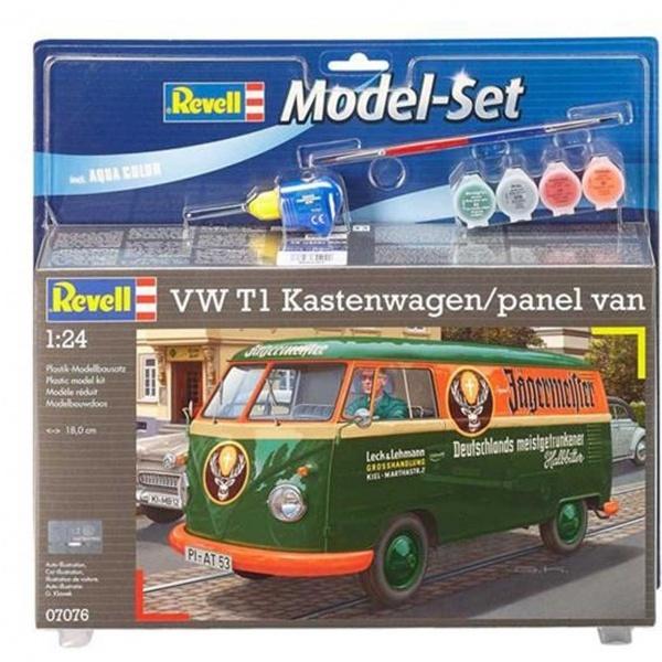 Revell 1:24 VW T1 Model Set Araba