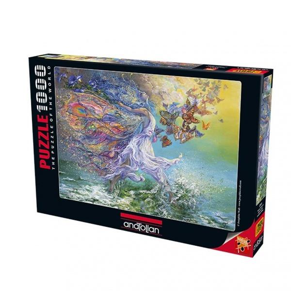 1000 Parça Puzzle : Sevinç Deneyimi