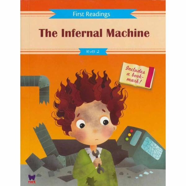 The Infernal Machine Level 2 İngilizce Hikaye Kitabı