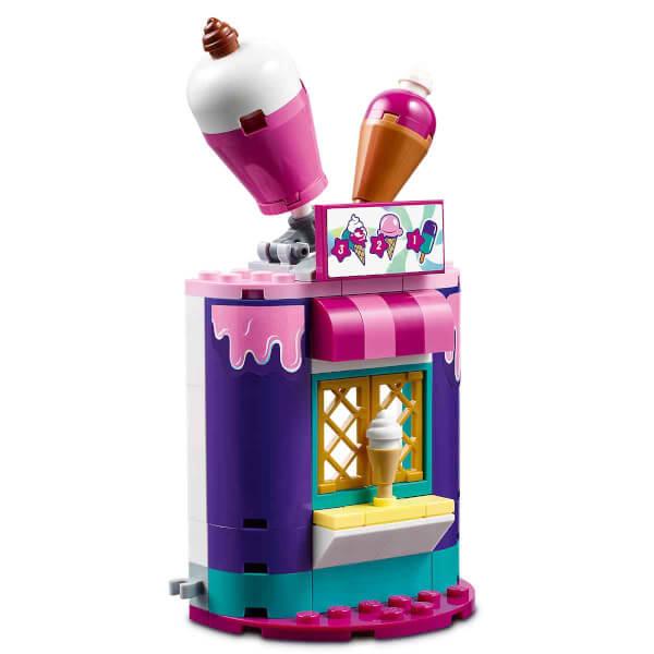 LEGO Friends Sihirli Lunapark Stantları 41687