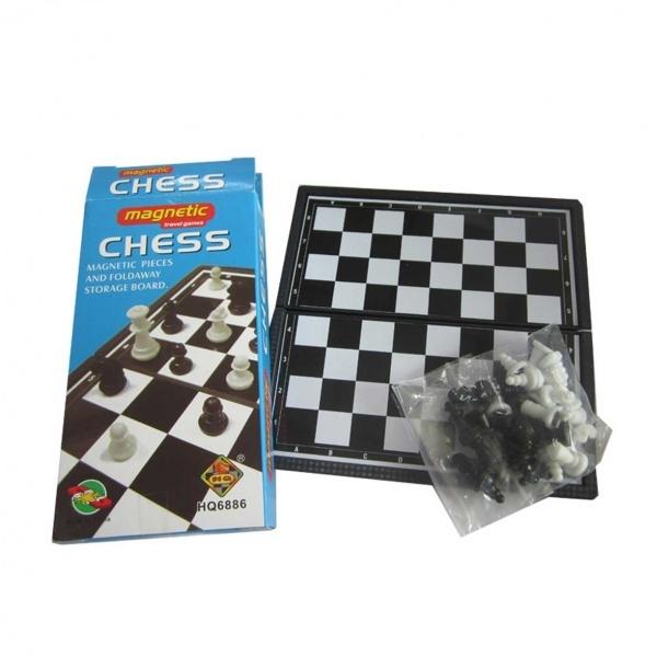 Mıknatıslı Mini Satranç Oyun Seti