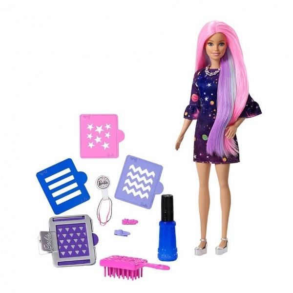 Barbie Renk Partisi Saclar Fhx00 Toyzz Shop