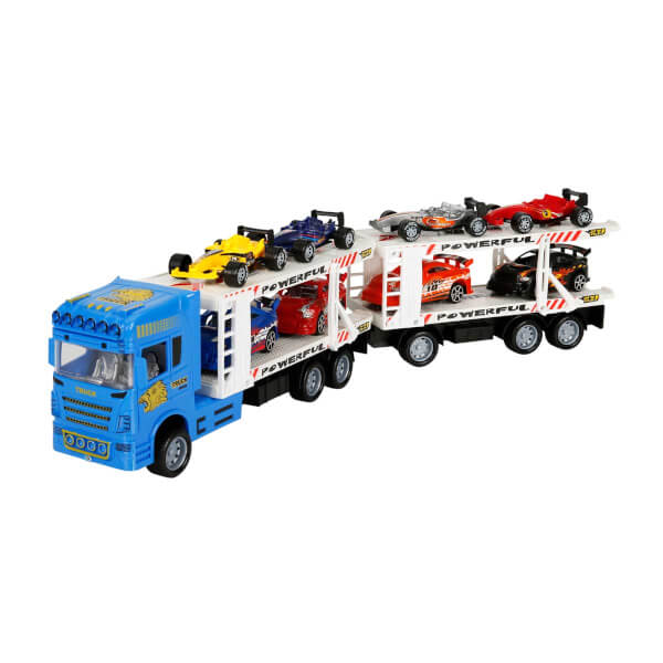1:32 Maxx Wheels Transporter Tır 58 cm.