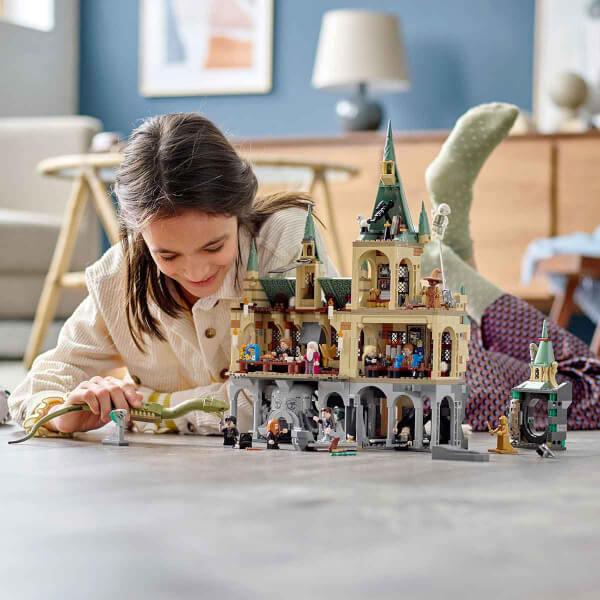 LEGO Harry Potter Hogwarts Sırlar Odası 76389