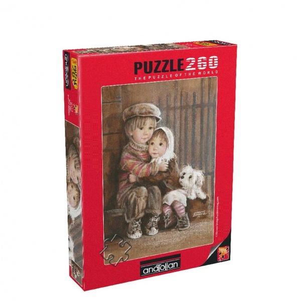 260 Parça Puzzle : İlk Aşk