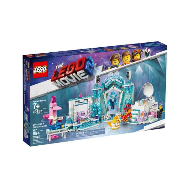 LEGO Movie 2 Işıltılı ve Parıltılı Spa 70837