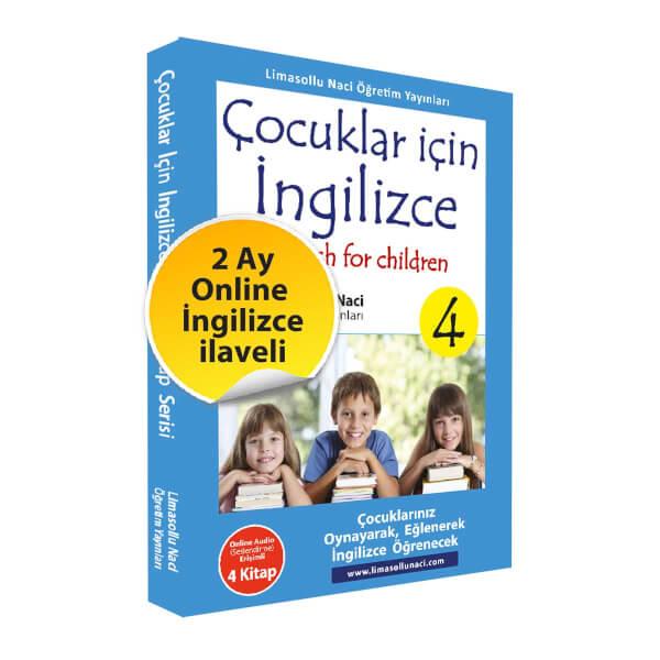 Çocuklar İçin İngilizce Kitap Serisi