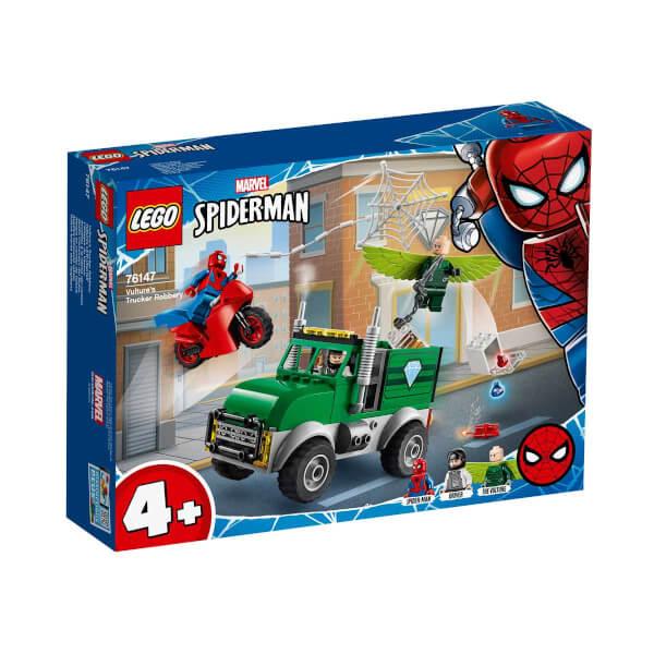 LEGO Marvel Super Heroes Vulture'ın Kamyoncu Soygunu 76147