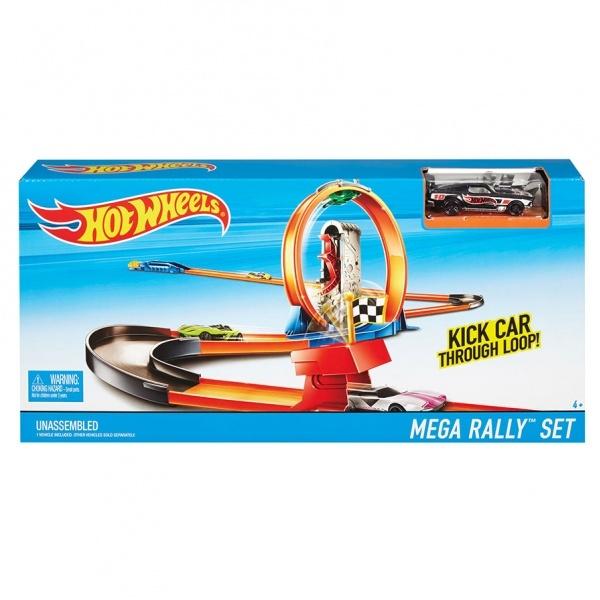 Hot Wheels Motor Yarışçıları 3in1 Oyun Seti