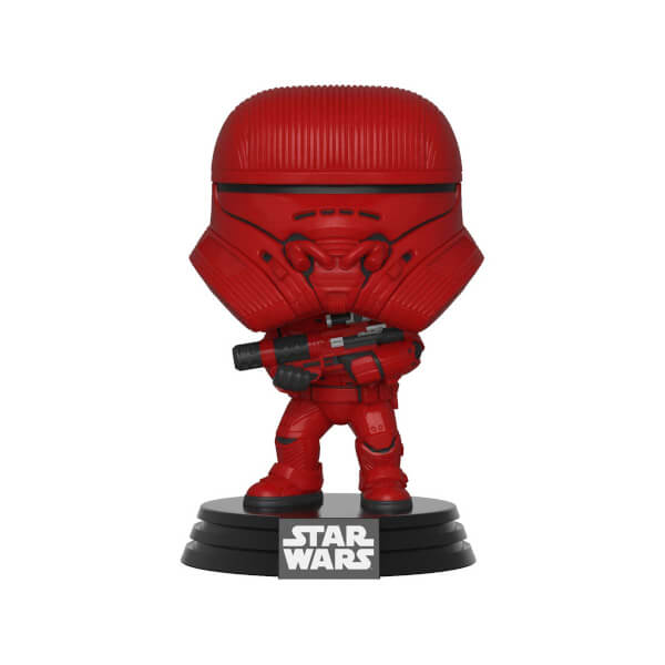 Funko Pop Star Wars: Sith Jet Trooper Figür