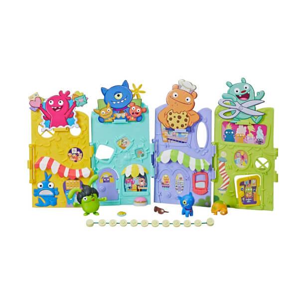 Ugly Dolls Uglyville Oyun Seti E4521