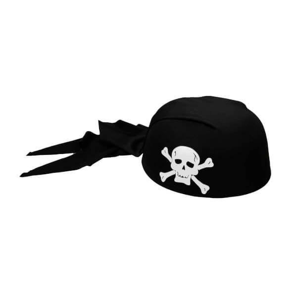 Korsan Bandana Şapka