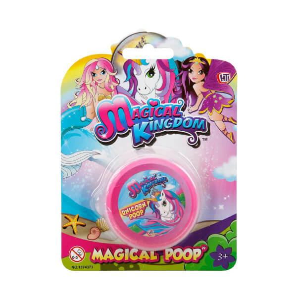 Unicorn Poop Slime Simli Jöle
