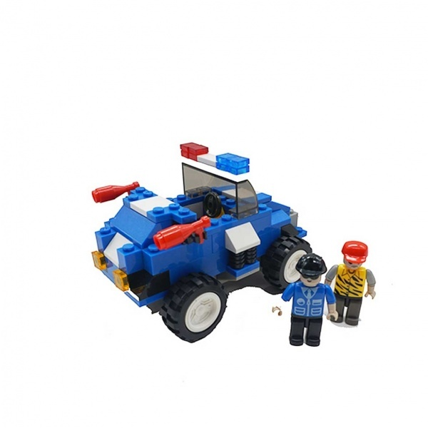 Yapım Seti : Polis Set