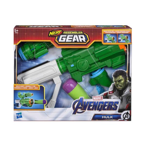 Avengers Endgame Nerf Assembler Gear Hulk