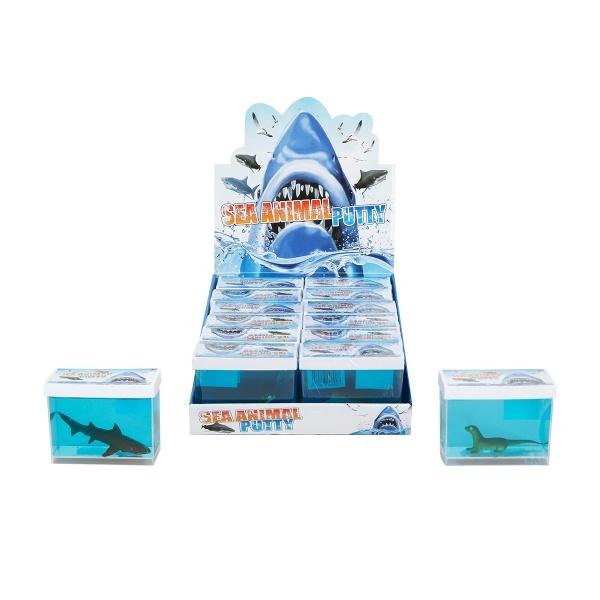 Deniz Hayvanları Şaka Jöle