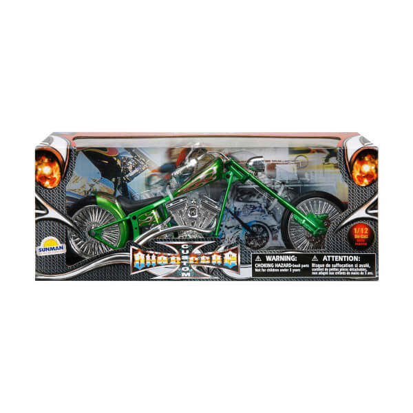 1:12 Custom Chopper Model Motor