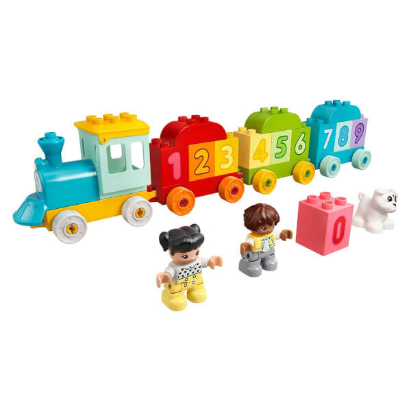 LEGO DUPLO İlk Sayı Treni - Saymayı Öğren 10954