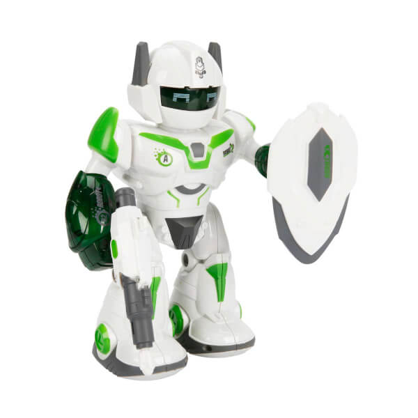 Sesli ve Işıklı Robot Fighter 22 cm.