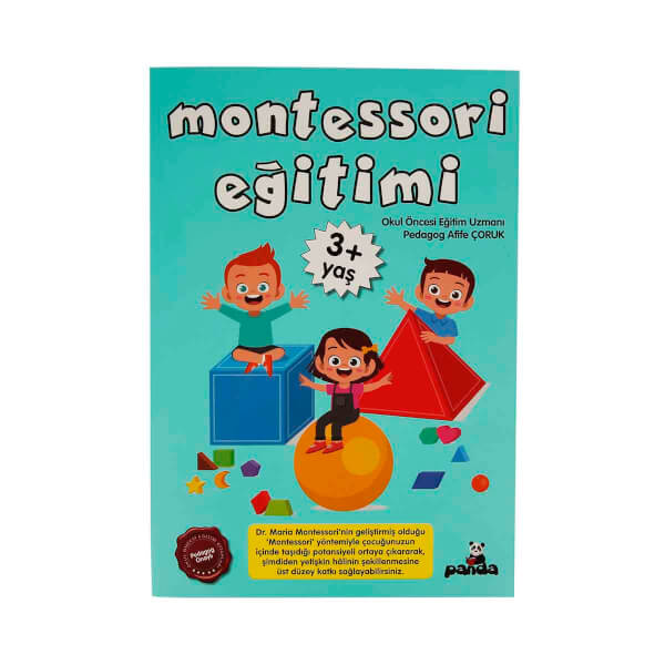 Montessori Eğitimi 3 Yaş