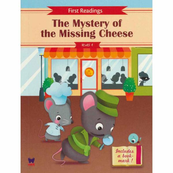 The Mystery of the Missing Cheese Level 1 İngilizce Hikaye Kitabı