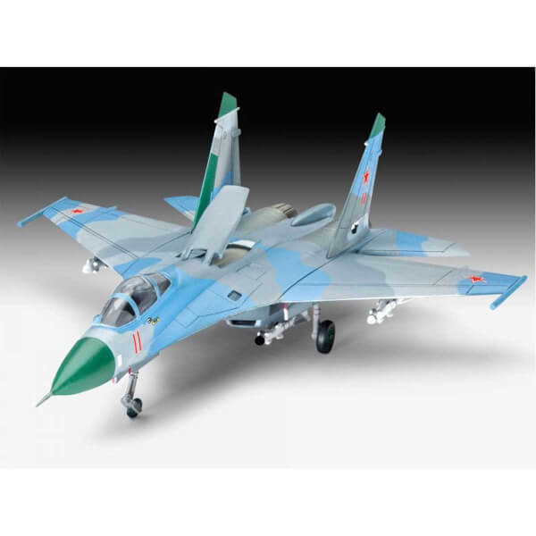Revell 1:144 Suchoi-27 Model Set Uçak 63948