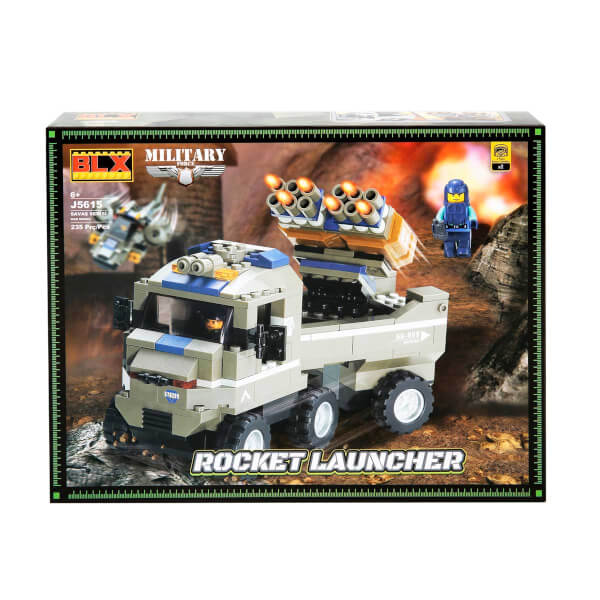 BLX Askeri Araç J5615
