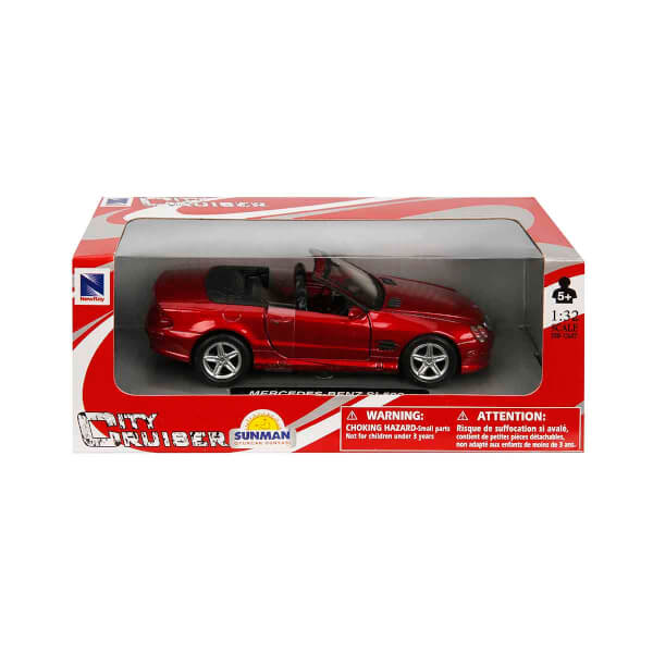 1:32 City Cruiser Model Araba