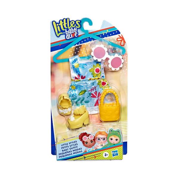 Baby Alive Minik Bebeğin Moda Aksesuarları E6645