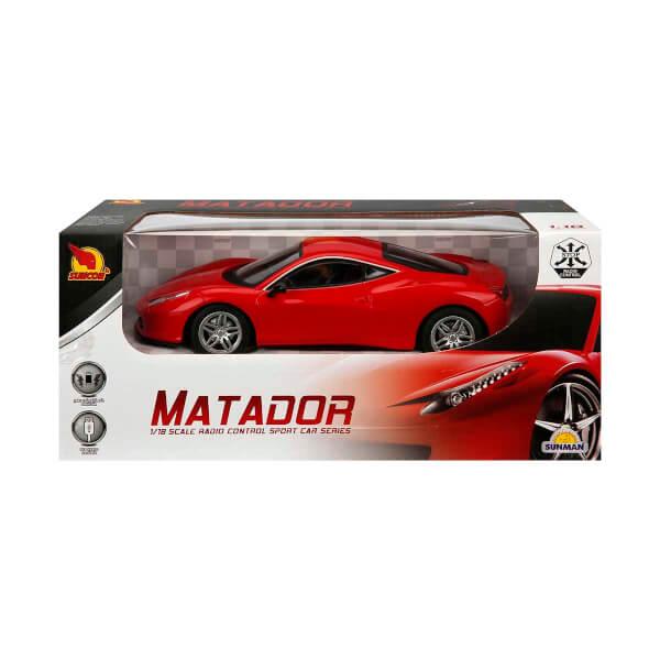 1:18 Uzaktan Kumandalı Araba Matador