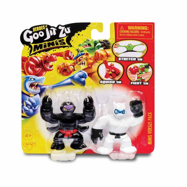 Goojitzu Minis 2'li Figür S1 GJT14000