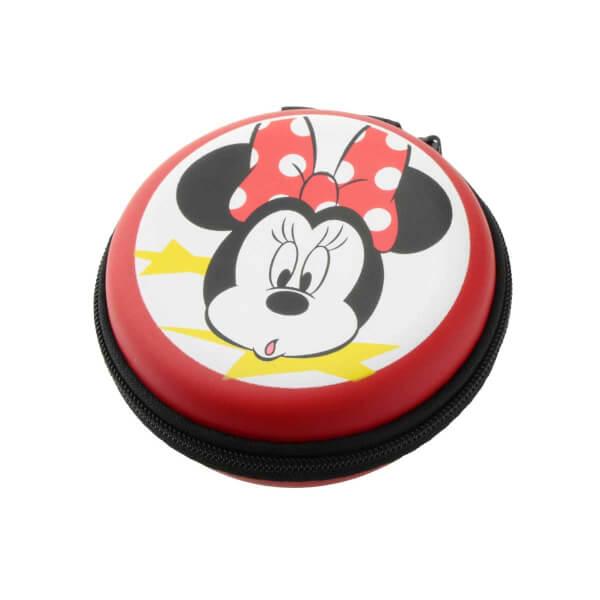 Disney Minnie Kulak İçi Kulaklık Çantalı