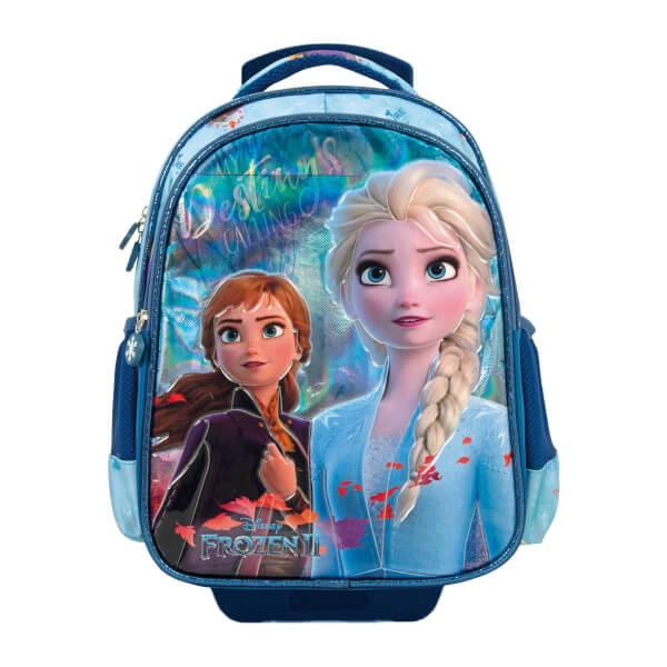 Frozen Çekçekli Okul Çantası 5113