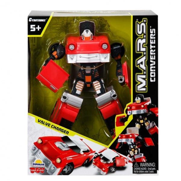 M.A.R.S. Dönüşebilen Robot Araba