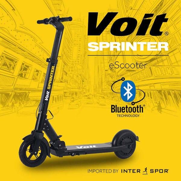 Voit Sprinter Elektrikli Scooter 350W