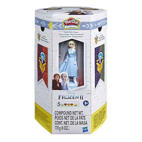 Play Doh Disney Frozen 2 Kar Küresi Oyun Seti E4904