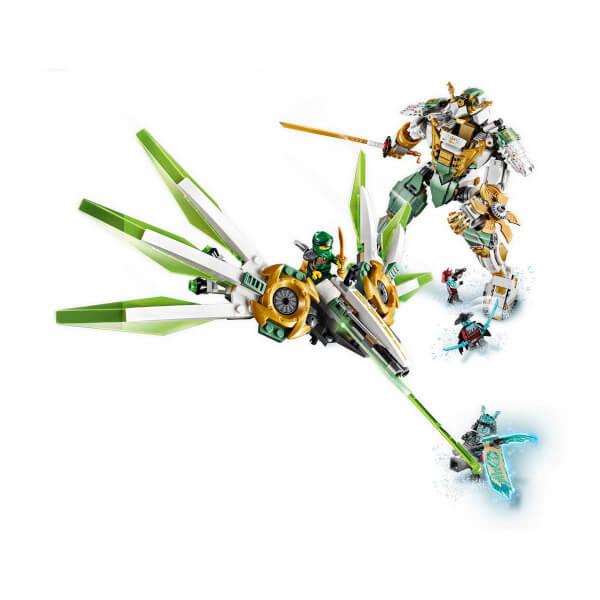 LEGO Ninjago Lloyd'un Titan Robotu 70676