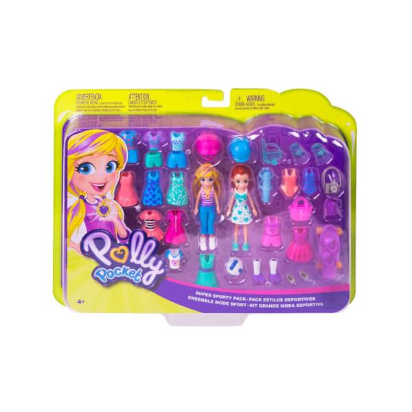 Polly Pocket Büyük Moda Seti GGJ48