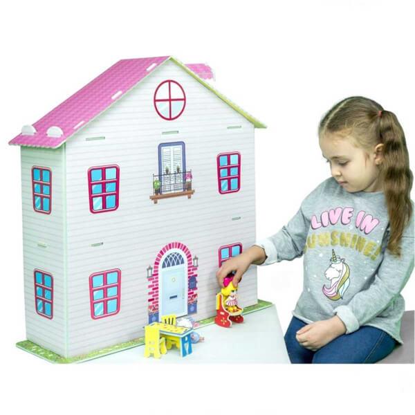 Rose Doll House Benim Güzel Evim
