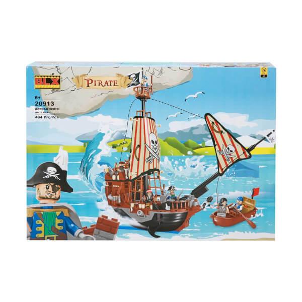 Yapım Setleri: Korsan Serisi Gemi 20913