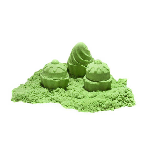 Fun Dough Kinetik Kum 1000 gr. Yeşil