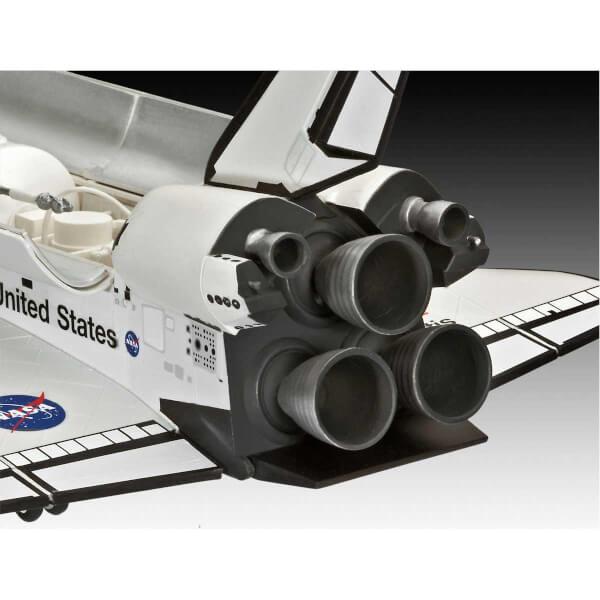 Revell 1:144 Shuttle Atlantis Model Set Uçak 64544