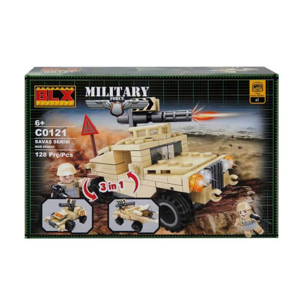 BLX Military Force Savaş Serisi 3 in 1 C0121