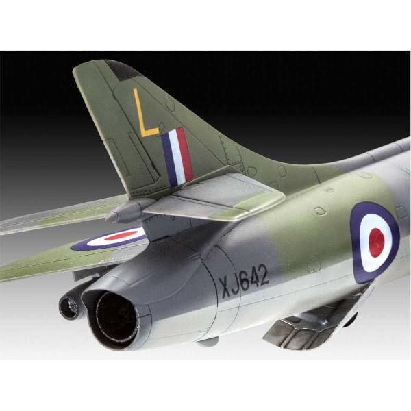 Revell 1:72 Hawker Hunter RAF Uçak 3908