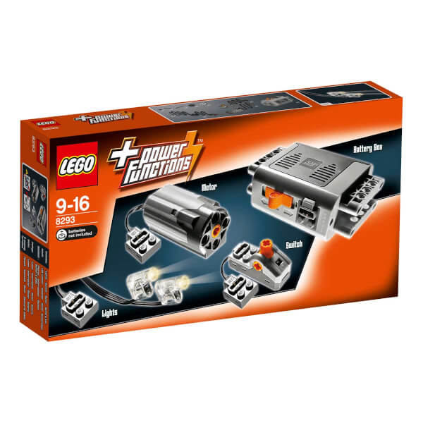 LEGO Technic Power Functions Motor Seti 8293
