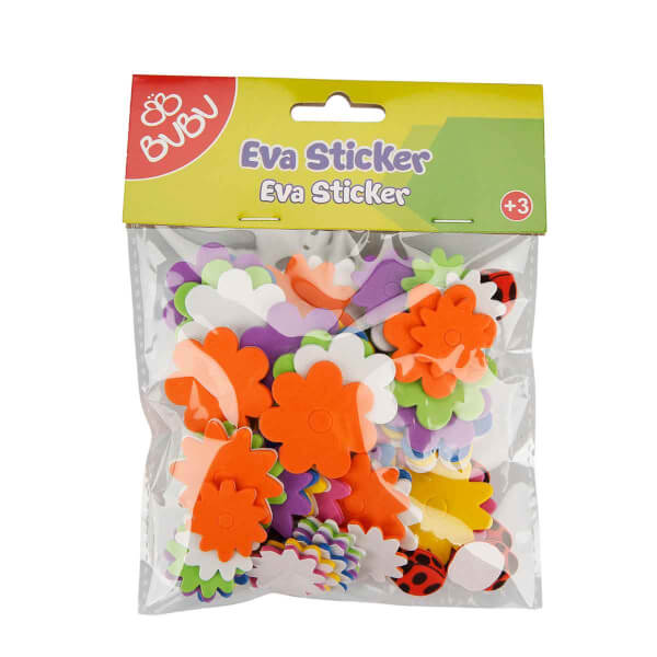 Bubu Eva Sticker