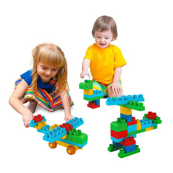 Babycim Soft Bloklar 40 Parça