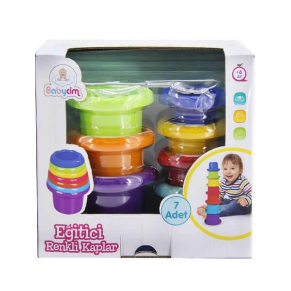 Babycim Eğitici Kaplar 7 Parça